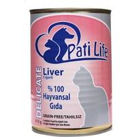 Pati Life Ciğerli Kedi Konserve 415 Gr