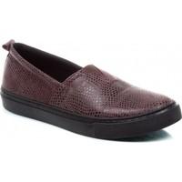 Deristudio CNK3450 Kahve Yılan Kadın Günlük Ayakkabı