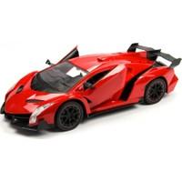 Hedef Uzaktan Kumandalı Spor Lamborghini Kapısı Açılır Araba 1:14