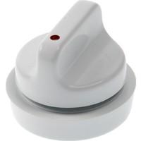 KG-Part Arçelik Fırın Düğmesi Eski Tip Beyaz