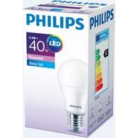 Philips Essential Led Ampul 5,5-40W Beyaz Renk E27