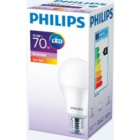 Philips Essential Led Ampul 10.5-70W Sarı Renk E27