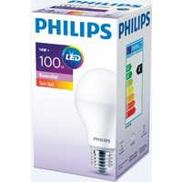 Philips Essential Led Ampul 14-100W Sarı Renk E27 Normal Duy