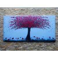 Tutku Kanvas Tablo Ağaç 2 90 x 45 cm