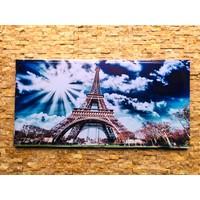 Tutku Kanvas Tablo Eiffel 90 x 45 cm