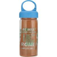 Romix Soğuk Sporcu Havlusu 30cmx90cm- Turuncu