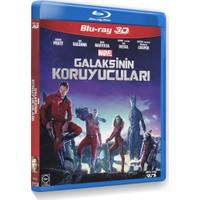 Guardians Of The Galaxy - Galaksinin Koruyucuları (3D Blu-Ray)