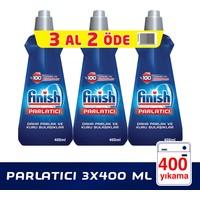 Finish Parlatıcı 400 ml 3'lü Fırsat Paketi