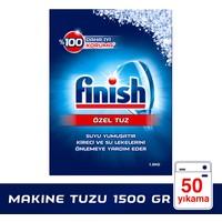 Finish Bulaşık Makinesi Deterjanı Makine Tuzu 1500gr