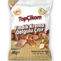 Afia Gıda Çıtır Fındık Kremalı Bisküvi - 3 Adet