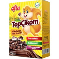 Afia Topçikom Çikolatalı Tahıl Gevreği