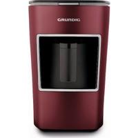 Grundig TKM TCM 7610 R Red Brown Kahve Makinesi