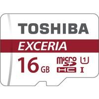 Toshiba 16Gb 90Mb/Sn Microsdhc™Uhs-1 C10 Excerıa Thn-M302r0160ea