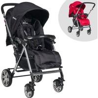 BT2050 Beneto Pasific Cift Yonlu Bebek Arabası BT2050 001 - Siyah