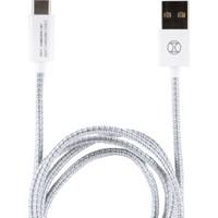 Samsung C&T Type-C Kevlar Kablo 1m