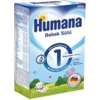 Humana 1 Başlangıç Maması 300 Gr