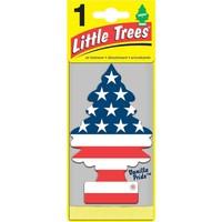 Little Trees Vanilla Pride Araç Kokusu Amerikan Bayraklı 5 Adet