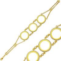 Altınbaş 22 Ayar Altın Bileklik Blmc0505-24906