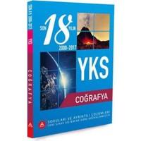 A Yayınları Yks Coğrafya Son 18 Yıl Çıkmış Soruları Ve Ayrıntılı Çözümleri