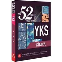 A Yayınları Yks Kimya Son 52 Yılın Çıkmış Soruları