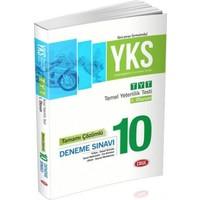 Data Yks Tyt Tamamı Çözümlü 10 Deneme Sınavı