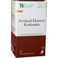 Nsup Turmeric Extract Curcumin (Zerdeçal) 30 Kapsül