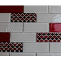 Mcm Mutfak Tezgah Arası Kristal Cam Mozaik Mp 761