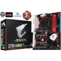 Gigabyte Aorus Z270X-Gaming 7 Intel Z270 4133MHz (OC) DDR4 Soket 1151 ATX Anakart