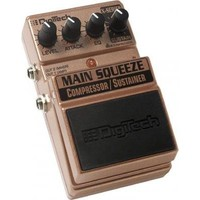 Digitech Xms Main Squeeze Sustainer Pedal -