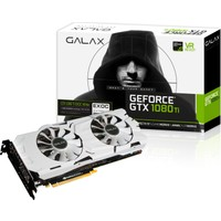 Galax Nvidia GeForce GTX1080 Ti EX OC White 11GB 352bit (DX12) GDDR5X PCI-E 3.0 Ekran Kartı (GLX-80IUJBMDQ0EW)