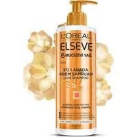Loreal Elseve Köpüksüz Şampuan 6 Mucizevi Yağ
