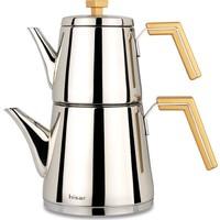 Hisar Milano Gold Çaydanlık Takımı