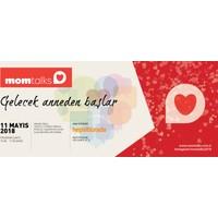 MomTalks 2018 Bileti - Gelecek anneden başlar