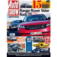 Auto Show Dergisi Yıllık Abonelik (12 Sayı)