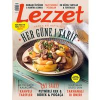 Lezzet Dergisi Yıllık Abonelik (12 Sayı)