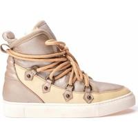 Alba Deri Bağcıklı Kadın Sneaker A157612
