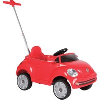 Sunny Baby Zw456mp Beetle Push Car Kırmızı