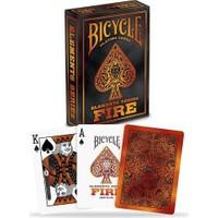 Bilardoavm Bicycle Fire Oyun Kartı Destesi ( Bicycle Koleksiyonluk Oyun Kağıdı)