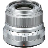 Fujifilm Fujinon Xf 23Mm F2 R Wr Lens Gümüş ( Outlet )