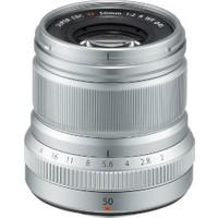 Fujifilm Fujinon Xf 50Mm F2 R Wr Lens Gümüş