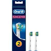 Oral-B Diş Fırçası Yedek Başlığı Floss Action 2 adet