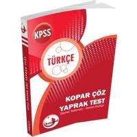Kısayol Kpss Türkçe Kopar Çöz Yaprak Test