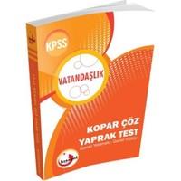 Kısayol Kpss Vatandaşlık Kopar Çöz Yaprak Test