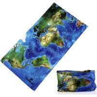 Buff Dünya Haritası