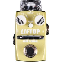 Hotone Lıftup Sbd-1 Single Footswitch Anolog Boost Pedal -