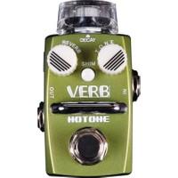 Hotone Verb Srv-1 Single Footswitch Digital Reverb Pedal (Room/Hall + Shim) -