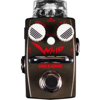 Hotone Whıp Sds-2 Single Footswitch Analog Metal Distortion Pedal -