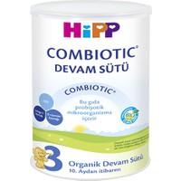 HiPP 3 Organik Combiotic Devam 350 gr.