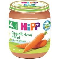 HiPP Organik Havuç Püresi 125 gr.