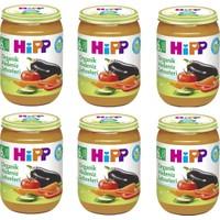 HiPP Organik Akdeniz Sebzeleri Kavanoz 190 gr. 6 Adet